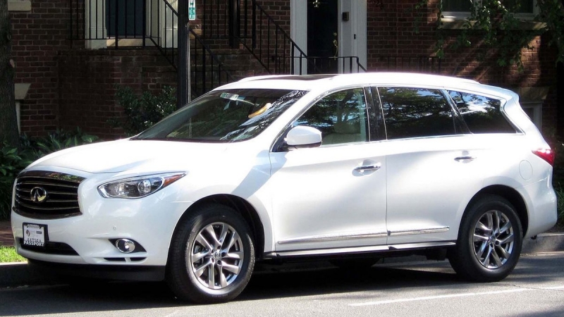 Challenging Expectations: The Infiniti QX60 1