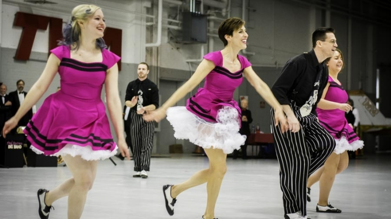 2nd Annual Boogie Ball at the Signature Support Hanger in conjunction with the TWA Museum