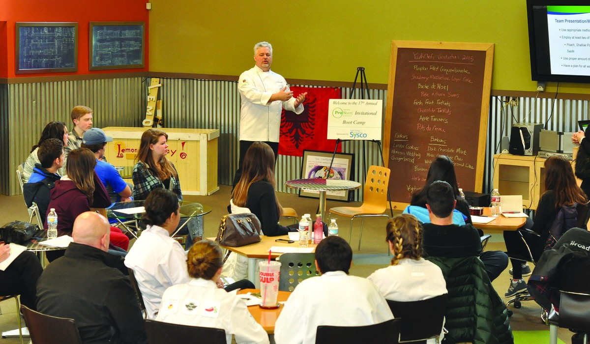 YouthEntity ProStart Bootcamp 1