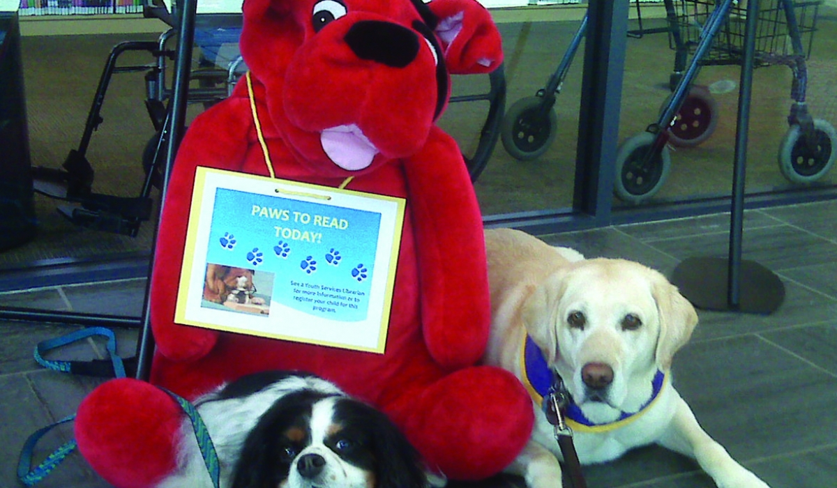 """Angels on Paws"" Bring Joy to Hospital Patients 4"