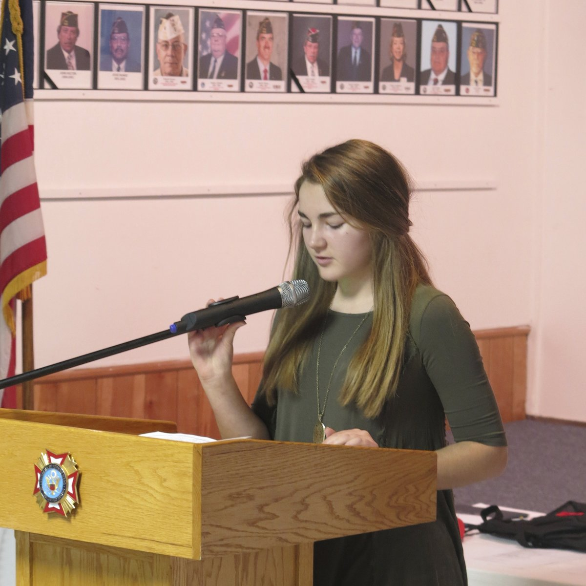 VFW Honors Patriotic Children with Over $2,000 in Scholarships 8