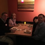 Chesterfield Lifestyle Holds Reader Happy Hour at Walnut Grill 8