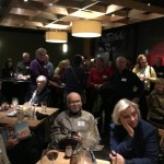 Chesterfield Lifestyle Holds Reader Happy Hour at Walnut Grill 9