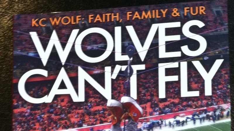 WOLVES CAN'T FLY