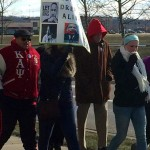 Unity March for MLK Day