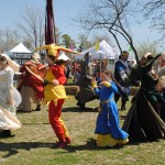 Hear Ye! Hear Ye! 40th Annual Medieval Fair Offers Art, Merriment and More