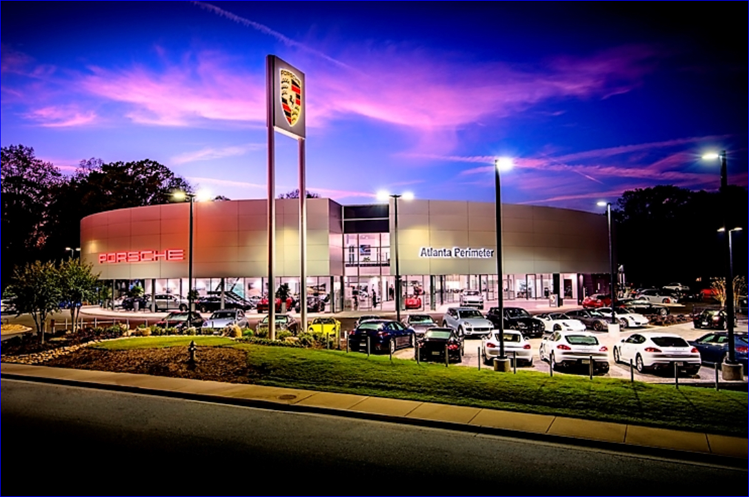 Porsche Atlanta Perimeter >> Porsche Atlanta Perimeter Sets A New Bar For The Car Buying Experience – Perimeter North ...