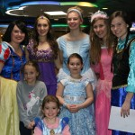 Superheroes & Princesses at Paradise Park
