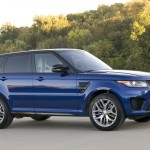 Range Rover Sport SVR Performs like a Sports Car