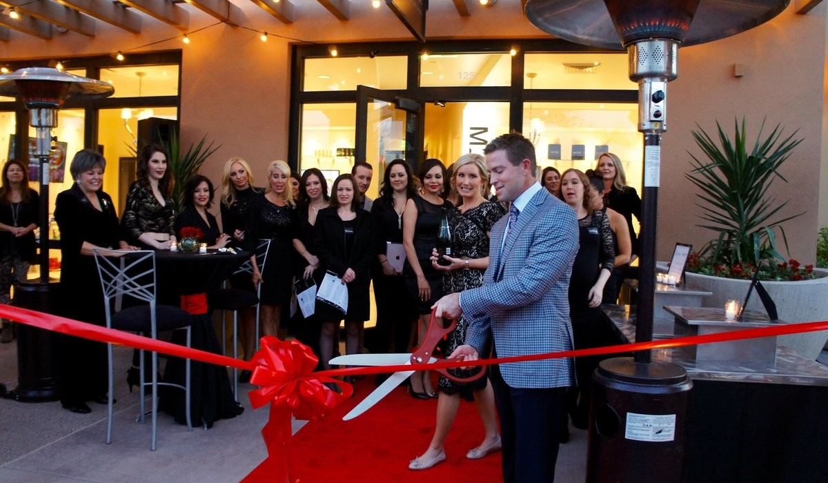 MD Skin Lounge's Grand Opening Celebration 9