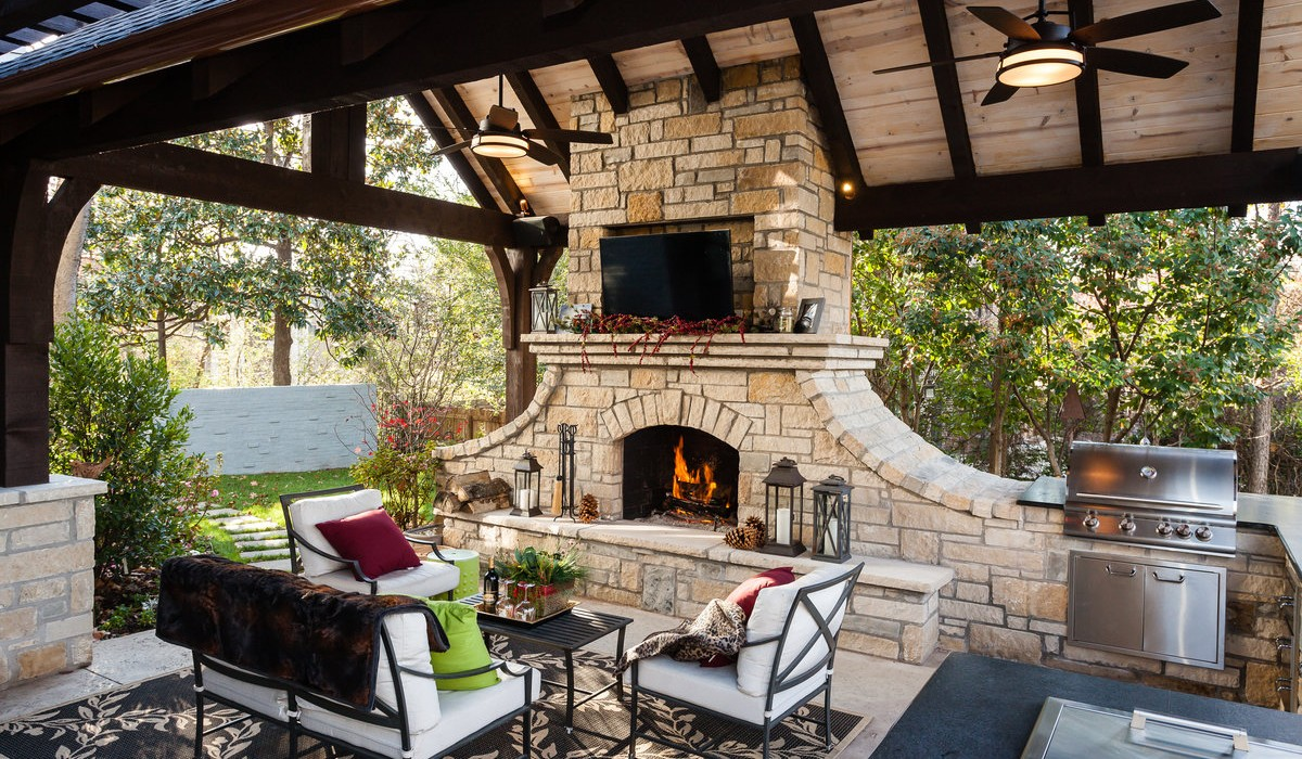 Outdoor Living Trends For 2016 Tulsa Lifestyle Magazine