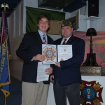 VFW Honors Patriotic Children with Over $2,000 in Scholarships 1