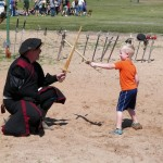 Hear Ye! Hear Ye! 40th Annual Medieval Fair Offers Art, Merriment and More 1