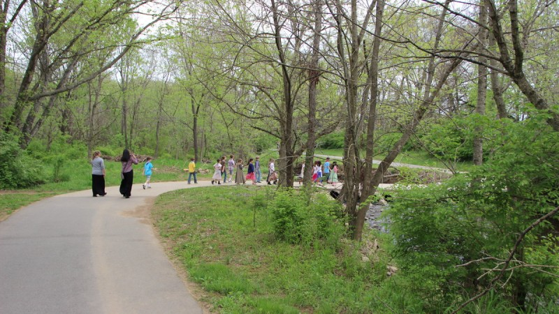 Spring Into Brentwood's Diverse Parks and Greenways 5