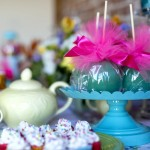 A Sweet & Bright Spring Tea Party 7