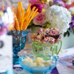 A Sweet & Bright Spring Tea Party