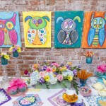 A Sweet & Bright Spring Tea Party 6