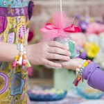A Sweet & Bright Spring Tea Party 3
