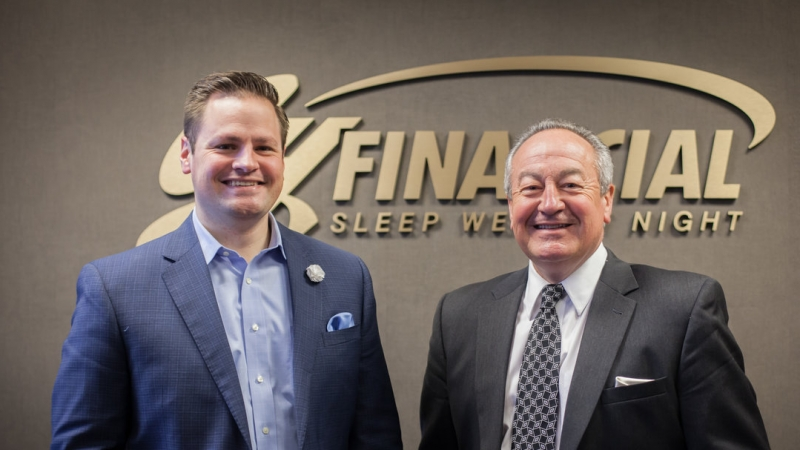Father-Son Team Paves the Way to Retirement Dreams 2