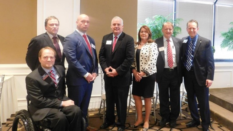 LZACCs 'Business Breakfast Connection' 