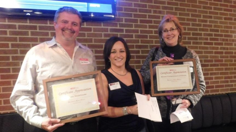 Beelow's Cohosts LZACC Business After Hours 5