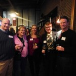 Beelow's Cohosts LZACC Business After Hours 2
