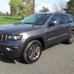 2016 Jeep Grand Cherokee Limited 75th Anniversary Edition 1