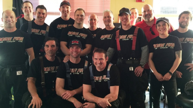 Boise Firefighters and Piper's Pub Join Forces to Benefit the Leukemia & Lymphoma Society 5