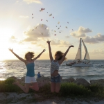 Come sail away with us. 2