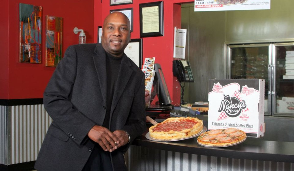 Nancy's Chicago Pizza Savors Sweet Success on Camp Creek Parkway 2