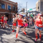 Cupid's Undie Run 2016 - Raising Funds for Cupid's Charities, the Children's Tumor Foundation 2