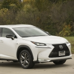 Lexus offers its first turbo in the NX 200t 1