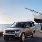 The Land Rover LR4 HSE LUX 5