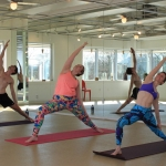 Yoga is Hot in Brentwood 9