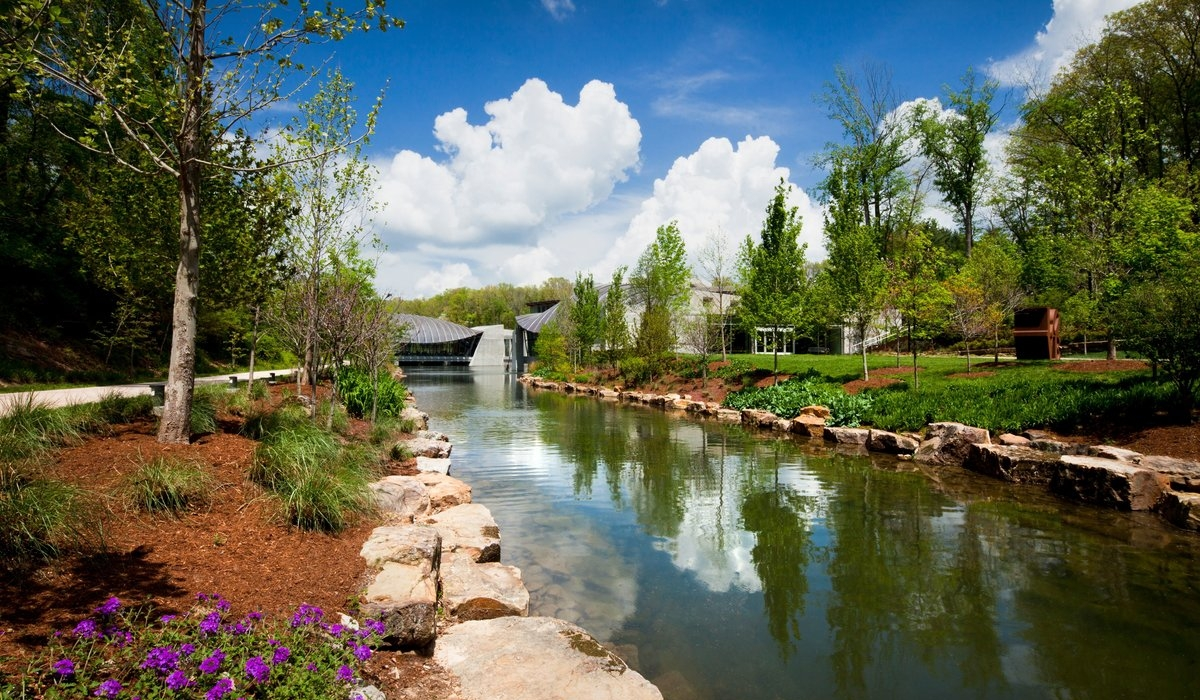A Perfect Spring Weekender: Art-full Bentonville 8