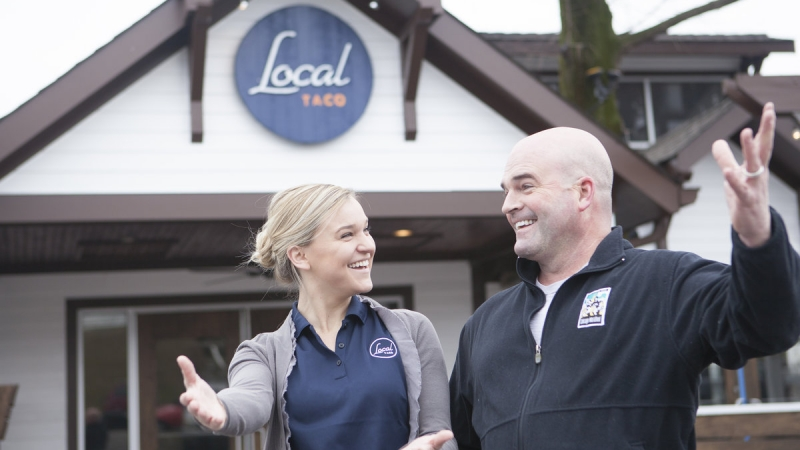 Delivering Flare and Flavor to the 'Local' Dining Scene 5