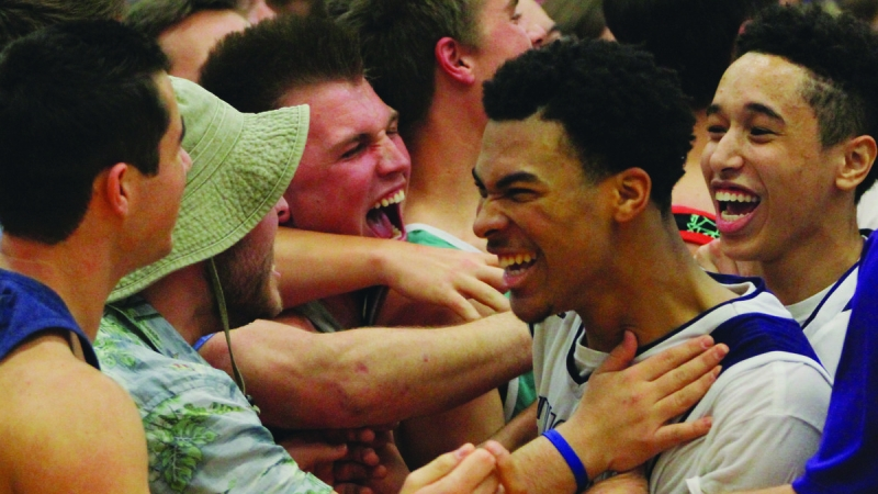 School is Like family to BVNW's Jackson