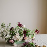 Bare Root Floral's Spring Floral DIY Centerpiece
