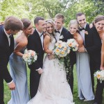Real Wedding: Sarah & Brad 7