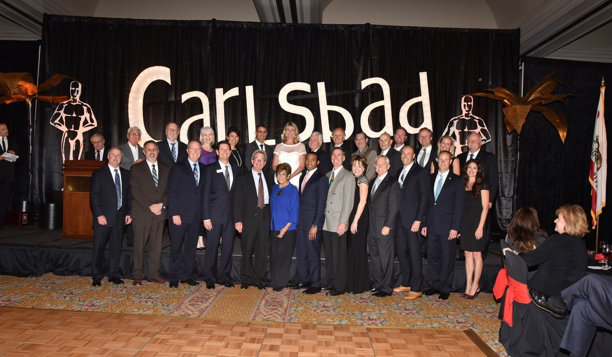 Carlsbad Chamber of Commerce Annual Awards Dinner