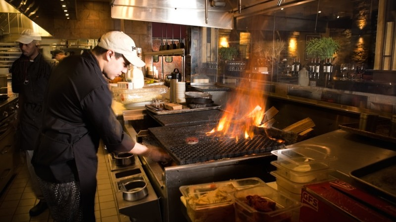 Brentwood's Wood-Fired Favorite 8