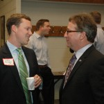 Cascia Hall First Alumni Networking Breakfast Held March 9th 2