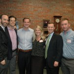 Cascia Hall First Alumni Networking Breakfast Held March 9th 1
