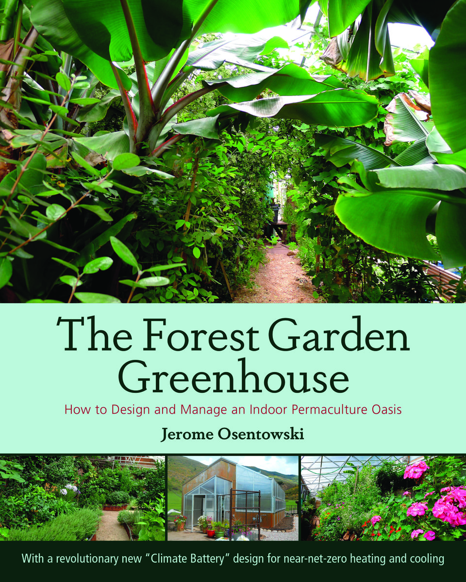 The Forest Garden Greenhouse 2