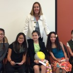 Students Present (Her)stories of Women's Accomplishments