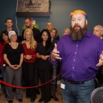 Parker Area Chamber Ribbon Cutting 2