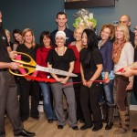 Parker Area Chamber Ribbon Cutting 3