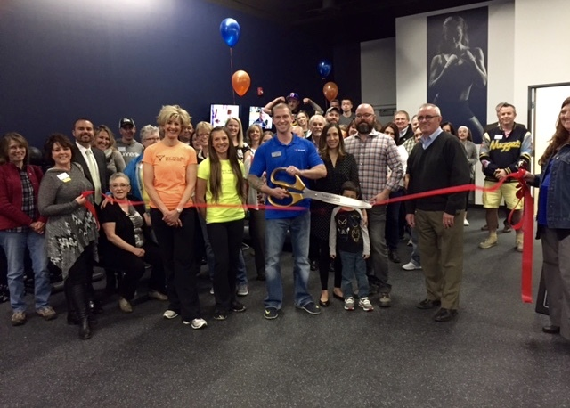 Parker Area Chamber Ribbon Cuttings 3