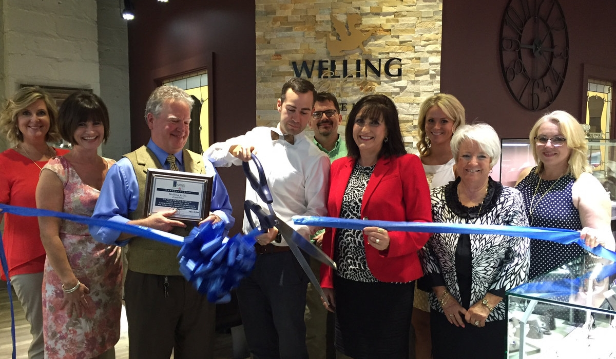 Welling & Co. Jewelers Grand Re-Opening 8