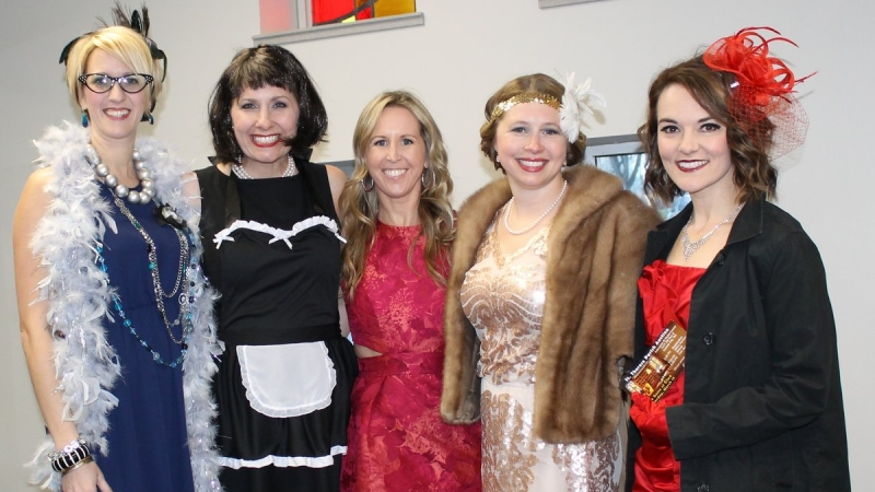 St. Therese Annual Parish Auction Fundraiser: A Night of Mystery in The Game of CLUE 10